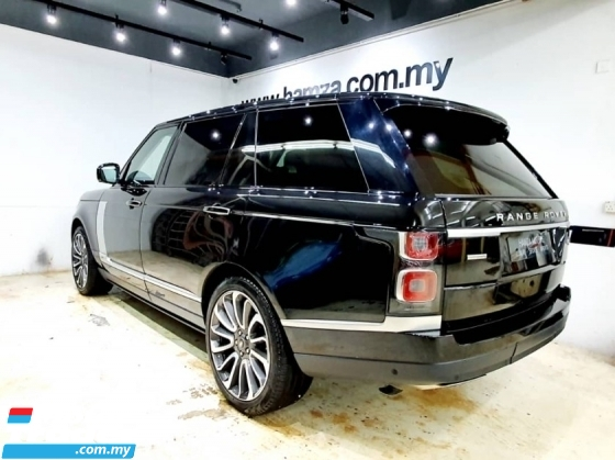 2018 LAND ROVER RANGE ROVER VOGUE AUTOBIOGRAPHY LWB UNREG