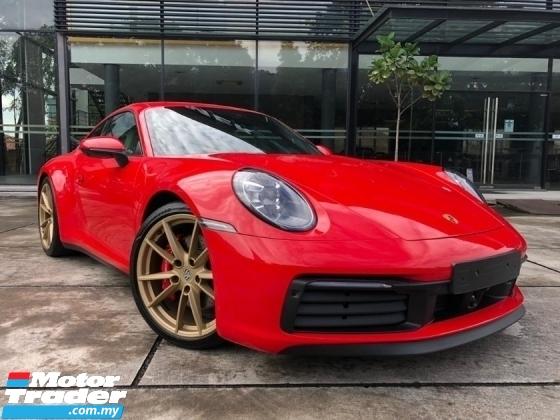 2019 PORSCHE 911 CARRERA S 3.0 992  Porsche UK PreOwned  13k Miles