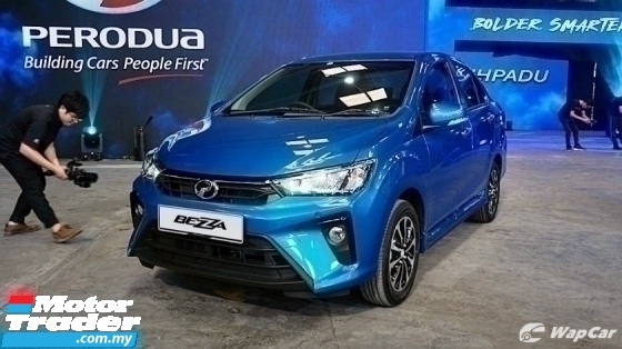 2021 PERODUA BEZZA BIG DEALS ( Low d/payment )