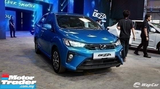 2021 PERODUA BEZZA BIG DEALS ( Low d/payment )