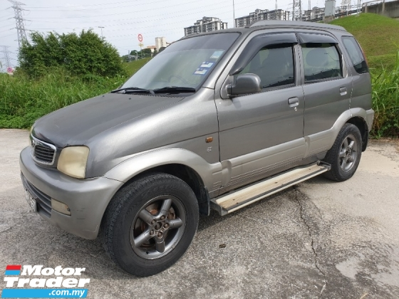 2000 PERODUA KEMBARA 1.5 EZ( A) VERY GOOD CONDITION
