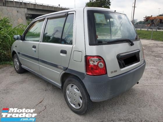 2002 PERODUA KANCIL 660 EZ (A) WELL MAINTAIN NICE CAR