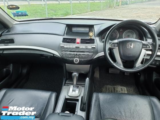 2011 HONDA ACCORD 2.0 VTi-L FACELIFT L/SEAT FULL BODYKIT