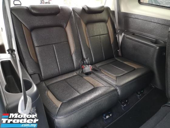2013 PROTON EXORA 1.6 BOLD PREMIUM LEATHER SEATS REVERSE CAMERA