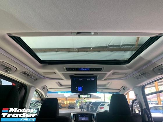 2018 TOYOTA VELLFIRE 2.5 ZA NewFacelift Full Spec JBL BSM DIM Sunroof