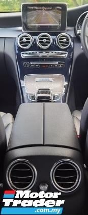 2017 MERCEDES-BENZ C-CLASS 2017 MERCEDES C180 1.6 AMG 9SPEED SPEC JAPAN UNREG CAR SELLING PRICE RM 183000.00