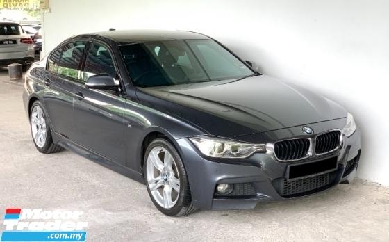 2014 BMW 3 SERIES 320D F30 2.0 (A) Twin Turbodiesel Original M-Sport