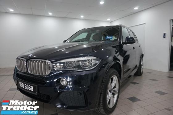 2016 BMW X5 M X Drive 40E High Spec Harmon Kardon Sound System