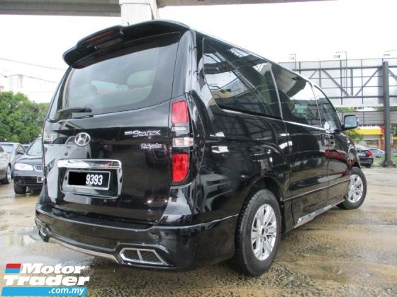 2017 HYUNDAI GRAND STAREX Royal Premium DieselTurbo Under Warranty