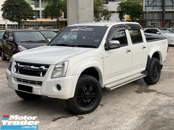2013 ISUZU D-MAX 2.5L 4X2 DOUBLE CAB (M) Ori Paint NO OFF ROAD