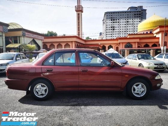 2000 PROTON WIRA 1.5 GL (A) 1 OWNER - ENJIN & GEARBOX TIP TOP