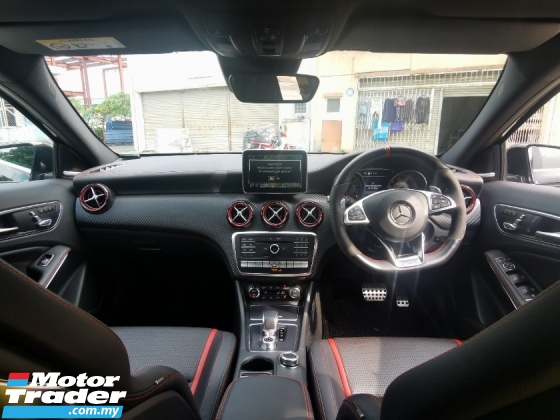 2016 MERCEDES-BENZ A45 AMG NEW FACE