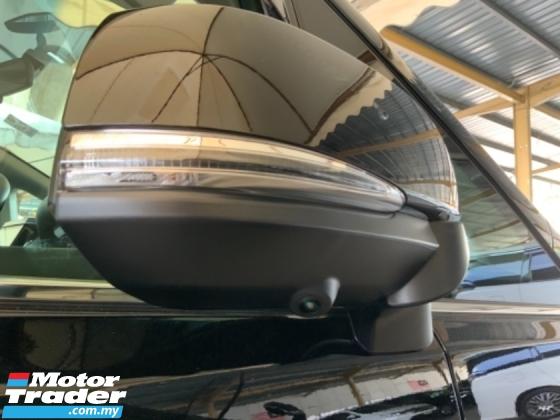 2017 TOYOTA ALPHARD 2.5 SA surround camera power boot 2 power doors 7 seaters keyless precrash system unregistered