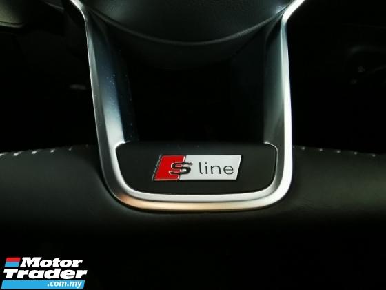 2017 AUDI TT TT S-Line TFSI