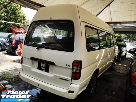 2011 JINBEI OTHERS Window Van 14 seaters Camry Engine 2.2 Petrol