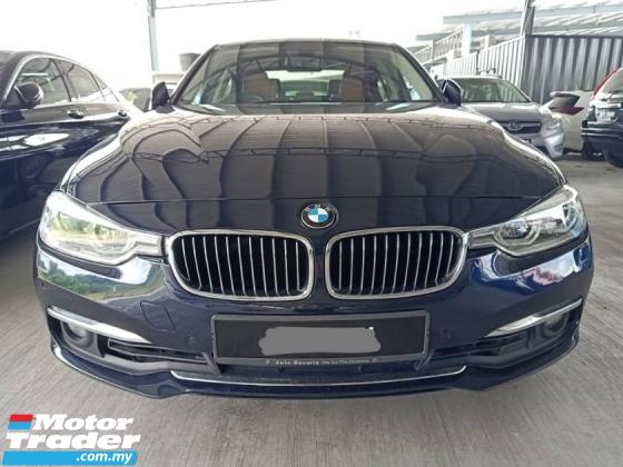 2016 BMW 3 SERIES 318I SPORTS