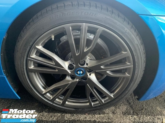2015 BMW I8 1.5 PHEV SPT UNREG Full Spec 362hp BuetterflyDoor