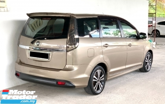 2012 PROTON EXORA 1.6 Bold (A) Full Spec Premium Model