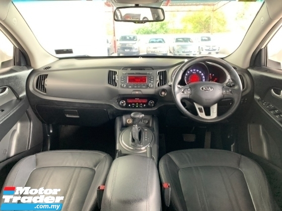 2013 KIA SPORTAGE 2.0 Auto P/Roof Facelift Premium high Spec
