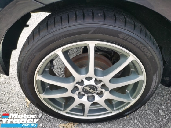 2006 PROTON SAVVY 1.2 AMT VERSION A (A) 1 OWNER - 4PCS NEW TYRE