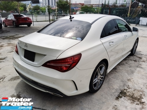 2016 MERCEDES-BENZ CLA 180 AMG New Facelift Unreg 2016