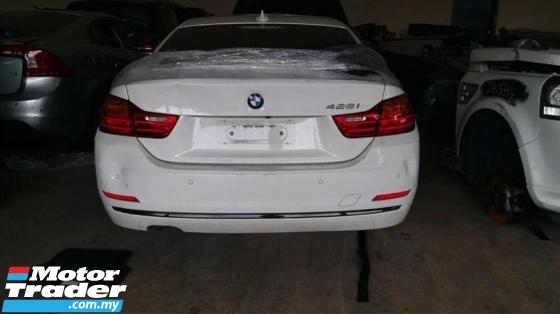 BMW 4 SERIES HALFCUT HALF CUT ENGINE NEW USED RECOND AUTO CAR SPARE PART MALAYSIA