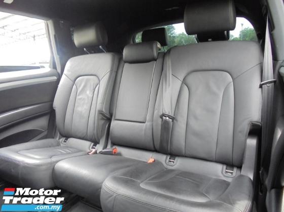 2008 AUDI Q7 1.8 TFSI S-Line P/Shift Facelift LikeNEW