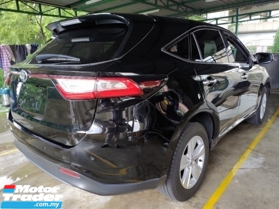 2018 TOYOTA HARRIER 2.0 NFL POWER BOOT 360 SURROUND CAMERA INCLUSIVE SST FREE 2 YEARS WARRANTY