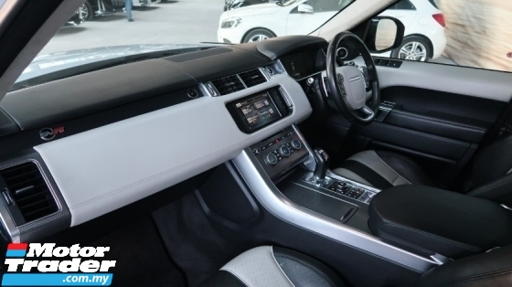 2017 LAND ROVER RANGE ROVER SPORT 5.0 V8 SUPERCHARGED PANORAMIC ROOF SALES TAX PROMO
