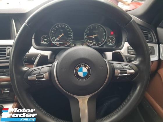 2017 BMW 5 SERIES 520i 2.0 M SPORT (CKD)(UNDER WARRANTY TILL FEB 2022)