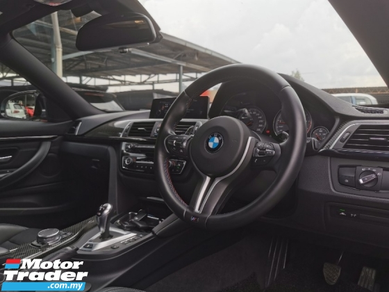 2016 BMW M4 3.0 CARBON SPEC