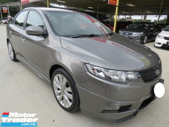 2013 NAZA FORTE 1.6 (A) SX 6 SPEED AUTO HIGH SPEC HIGH LOAN L/NEW