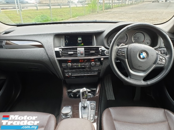 2015 BMW X3 2.0i xDrive 20i FACELIFT TIP TOP LOW MILEAGE