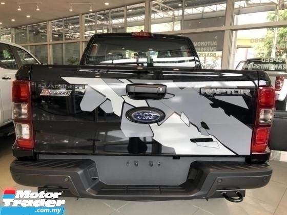 2021 FORD RANGER 2.0 Bi Turbo Raptor