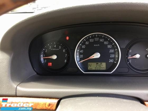 2008 HYUNDAI SONATA 2000cc
