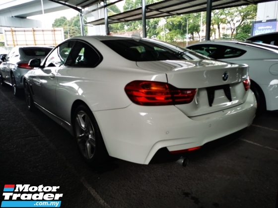 2015 BMW 4 SERIES 420i M Sport Coupe