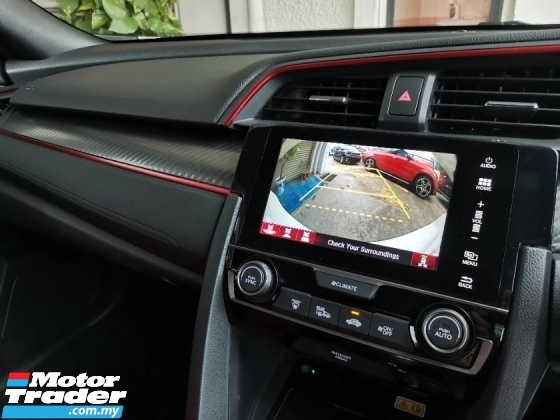2018 HONDA CIVIC Type R FK8R Full Spec* 100%-Genuine Mileage* U.K HONDA Approved Pre-Owned* Highest Grade Car
