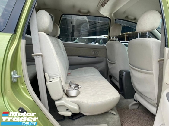 2011 TOYOTA AVANZA 1.5 G 1 OWNER TIP TOP CONDITION MPV CAR KING