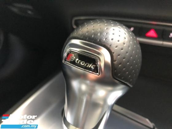 2016 AUDI TT S-Line Quattro 2.0 Turbo S-Tronic 230hp Matrix LED Bucket Seat Multi Function Paddle Shift Unreg