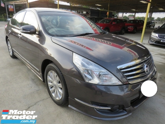 2014 NISSAN TEANA 2.5L (A) V6 PREMIUM HIGH SPEC ONE OWNER LIKE NEW