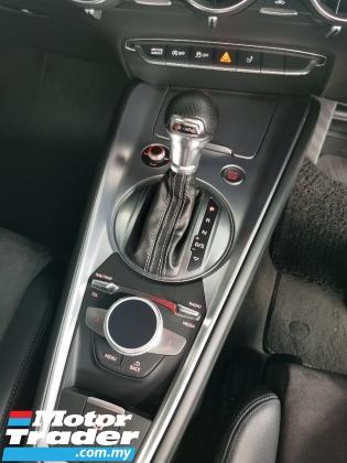 2017 AUDI TT 2.0 SLINE TFSI LATEST MODEL LIKE NEW CAR 2017 UNREG FREE GMR WARRANTY