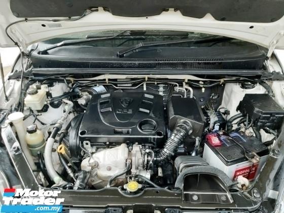 2012 PROTON EXORA 1.6 CFE BOLD PREMIUM (AUTO) NEW PAINT LEATHER SEAT