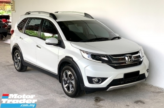 2018 HONDA BR-V 1.5 V-Spec Like New Car Mileage 22k KM Only