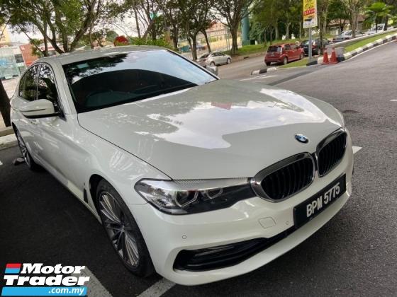 2018 BMW 5 SERIES 530E G30 2.0 (A) SPORT TURBO + PHEV CKD