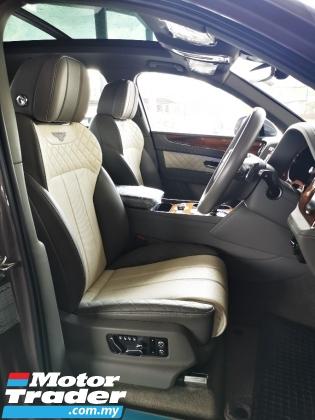2018 BENTLEY BENTAYGA Bentley Bentayga 4.0 V8