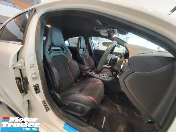 2016 MERCEDES-BENZ A45 AMG RECARO SPORT EXHAUST 2016 Mercedes Benz A45