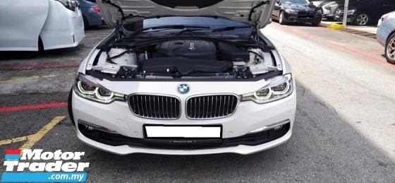 2016 BMW 3 SERIES 318i 1.5cc LUXURY (A) FREE SERVICE & WARRANTY 2021