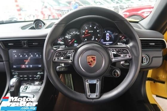 2018 PORSCHE 911 GTS SPORT CHRONO PLUS PANORAMIC SUNROOF CNY SALE
