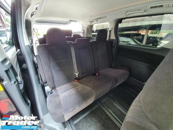2013 TOYOTA VELLFIRE 2.4 Z FACELIFT *8 seated* 2 Years Warranty