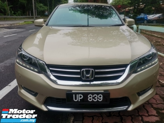 2013 HONDA ACCORD 2013 Honda ACCORD 2.0 VTi-L (A) 1 TEACHER OWNER